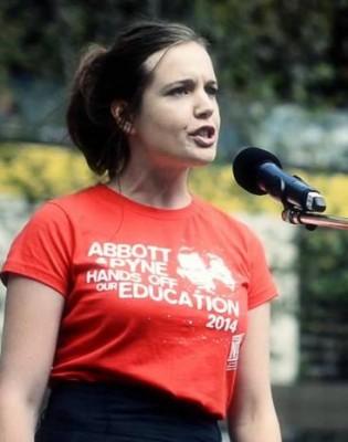 Sarah Garnham NUS