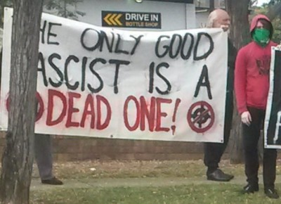 The Only Good Fascist is a Dead One