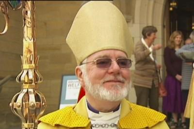 Anglican Bishop John Harrower