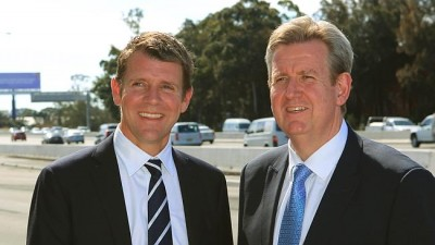 Mike Baird selling out Australians