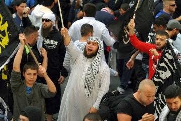 Violent Muslims