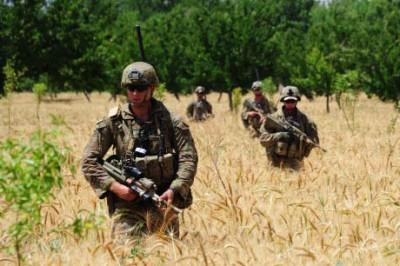 Australian Army Regulars