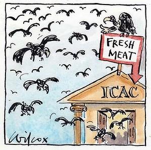 ICAC Kangaroo Court