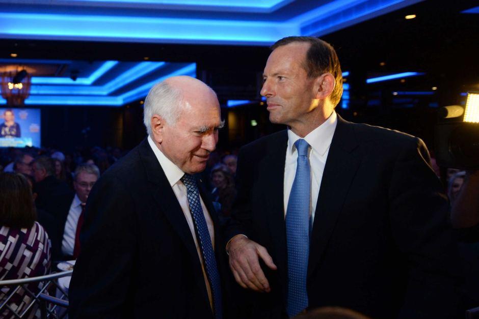 Tony Abbott Howardism