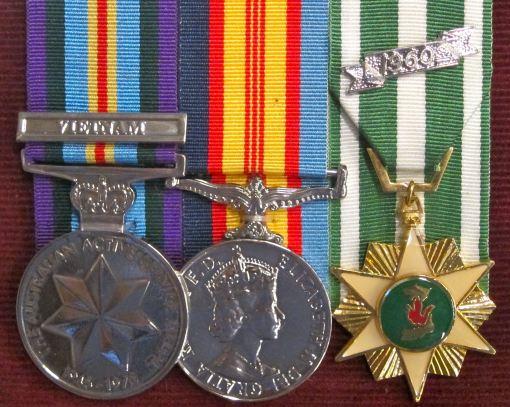 Vietnam Service Medals
