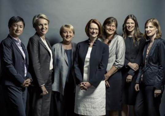 Gillard's Few