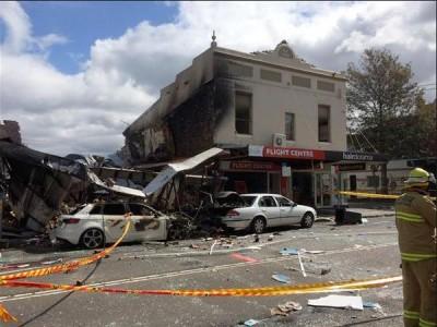 Rozelle Convenience Store Arson