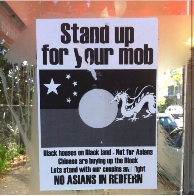 Aboriginal struggle
