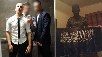 ISIL termite flag