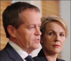 Plibersek eyeing the Labor leadership