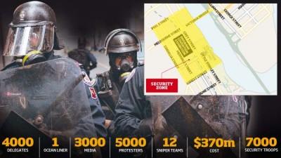 G20 Brisbane Security Success