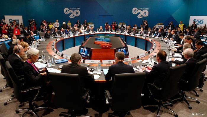 G20 Summit Brisbane
