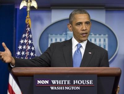 Non White House