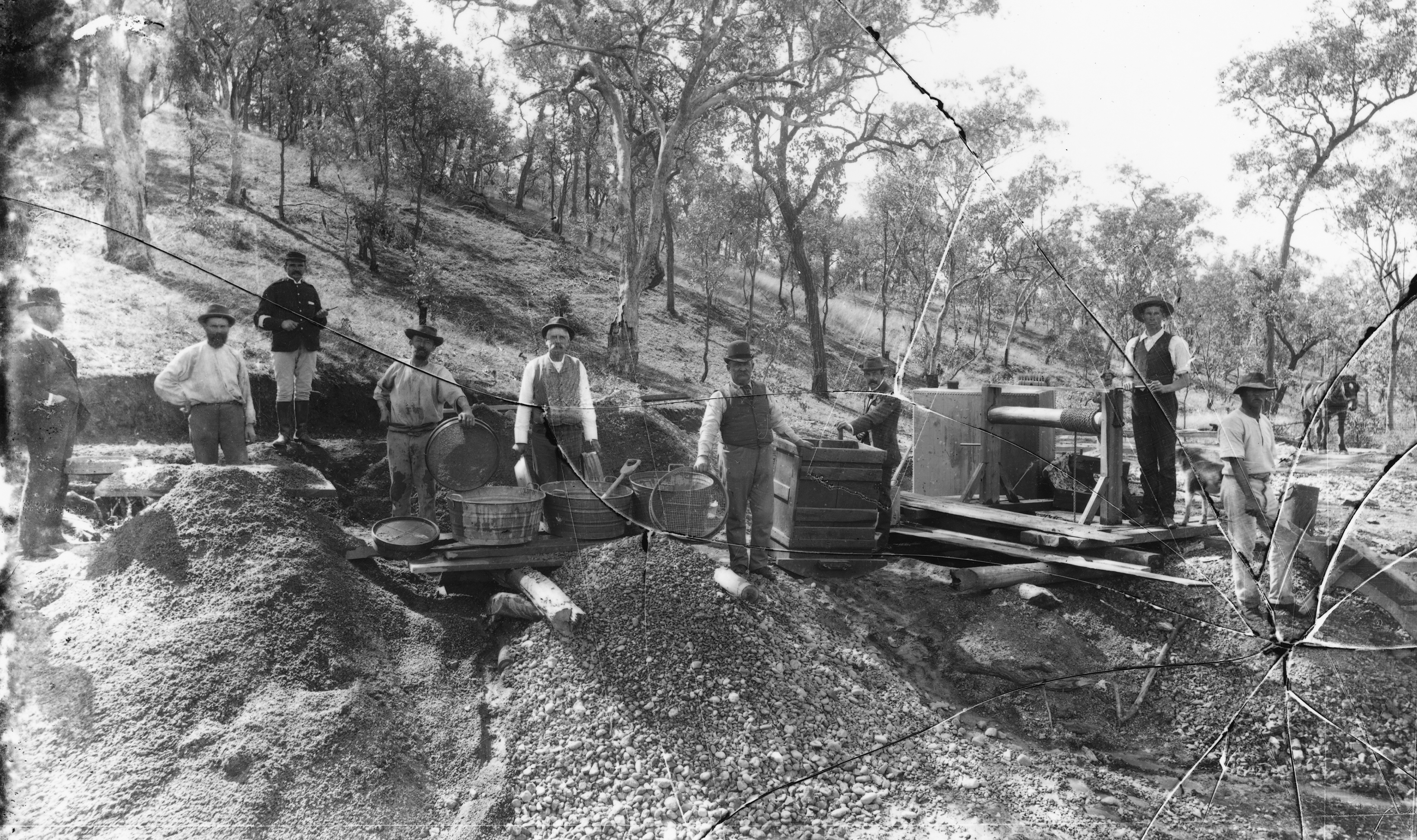 Diggers on the Goldfields