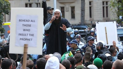 Islamic Riot in Sydney
