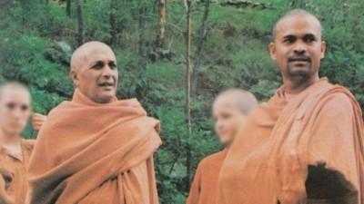 Swami Paedophiles