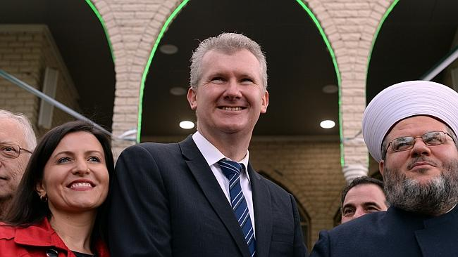Tony Burke - pro Islam for votes