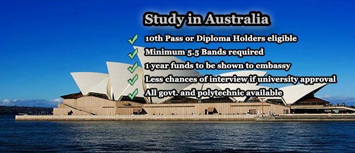 Backdoor Immigration to Australia