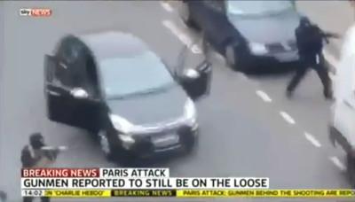 Charlie Hebdo Terror Attack