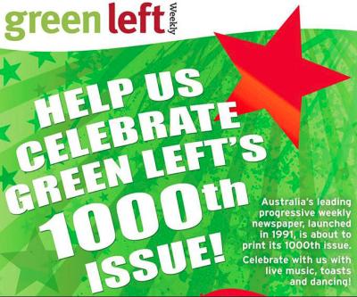 Green Left Weekly