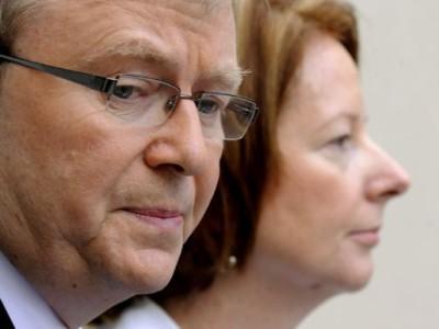 Kevin Rudd and Julia Gillard Act III