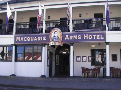 Macquarie Arms Hotel 1815