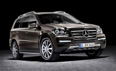 Mercedes Benz GL class Grand Edition