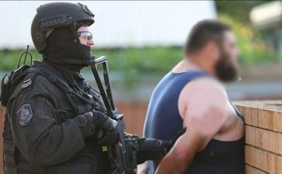 Sydney Muslim Arrested