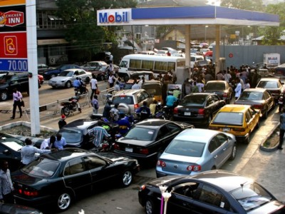 Third World Fuel Queues