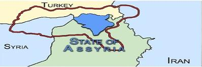 Proposed State of Assyria