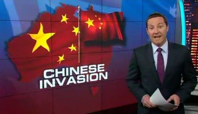 Chinese Invasion