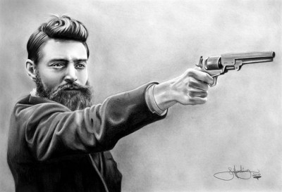 Ned Kelly by John Harding