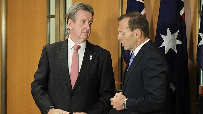 O'Farrell bullied by Abbott over Badgerys Creek