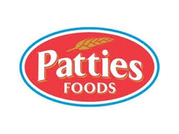 Patties Foods imported from China