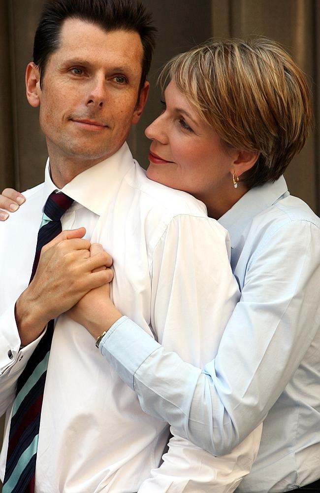 Tanya Plibersek and Michael Coutts-Trotter