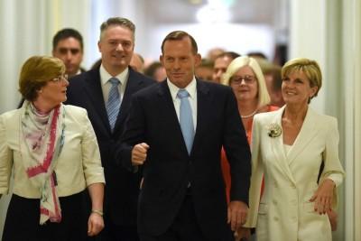 Tony Abbott the Consulter