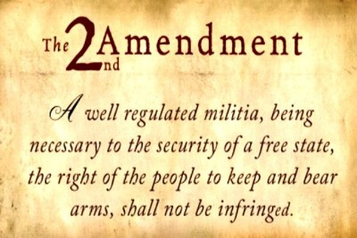 US 2nd Amendment
