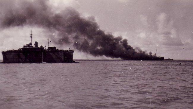 USS Peary Darwin