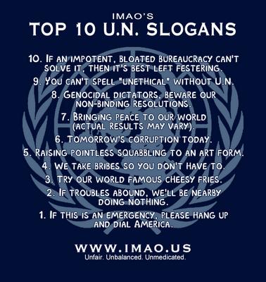 Useless United Nations