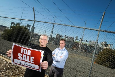 NSW Public Electricity for Sale to Chinese
