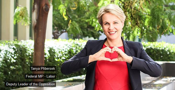 Tanya Plibersek LGBTQIA adoption supporter