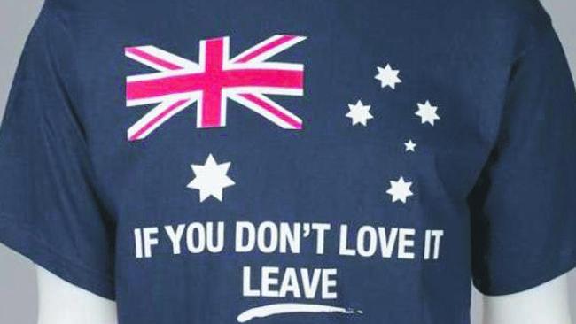 Australia for Australians