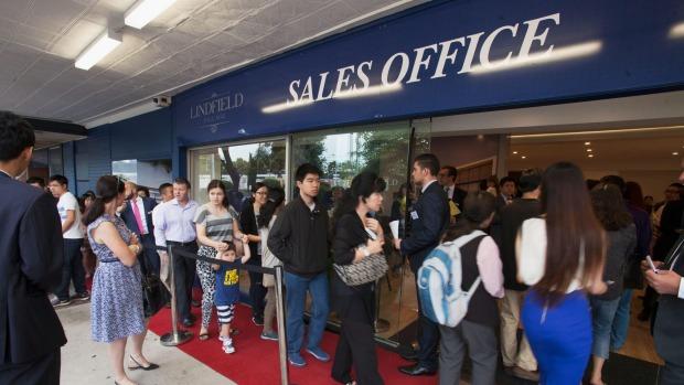 Chinese buying up Sydney