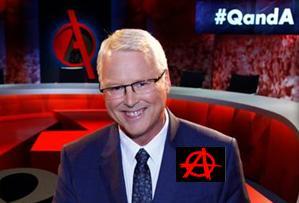Tony Jones Anarchist Q&A