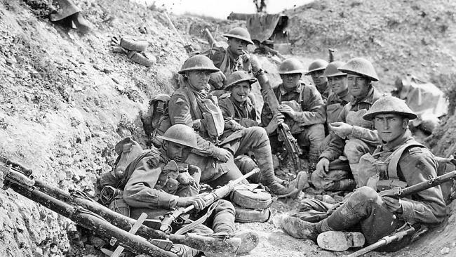 ANZACs fought for Australian Values