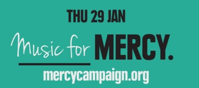Music for Mercy Campaign