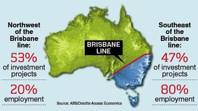 Abbott's Brisbane Line