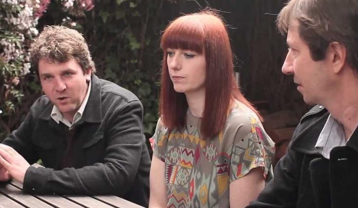 Anthony Main, Mel Gregson, Stephen Jolly