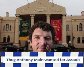 Anthony Main Melbourne Socialist