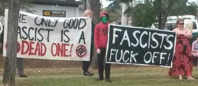 Anti Australian Hate